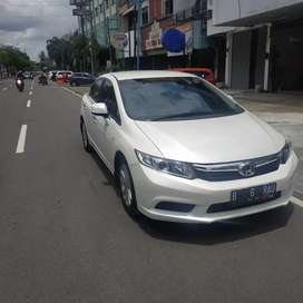 Honda Civic 1.8 AT Tahun 2012