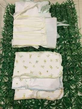 Gurita newborn 10pcs ( 7ikat + 3perekat)