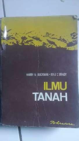 Buku langkah ilmu tanah original 1982
