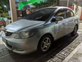 Honda city 2008 manual