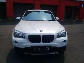 BMW X1 2.0 sDrive 18i Business AT Putih Ganjil Termurah 2013