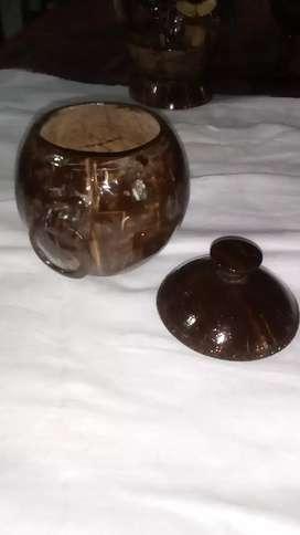 Cocanut shell.hantycraft