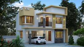 Stylish Villas near INFOPARK EDACHIRA area KAKKANAD