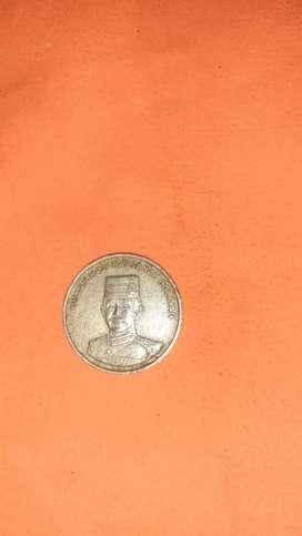 Uang logam brunei 1996
