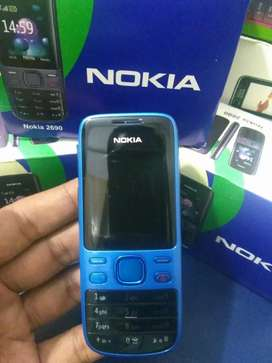 Nokia 2690 Color Screen Phone Box Pack Original with Free Delivery
