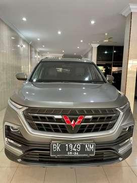 Wuling Almaz 1.5 T Lux Automatic Abu-abu 2019