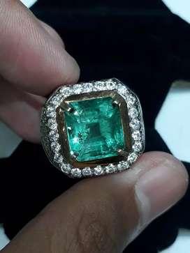 Natural zamrud colombia / emerald