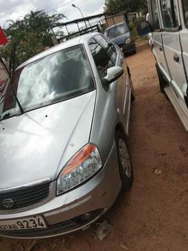 Tata Indigo LX TDI BS III, 2008, Diesel