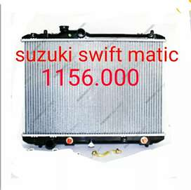 Radiator mesin mobil suzuki swift automatic