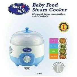 BABY SAFE STEAM COOKER LB004 / STEAM COOKER / MASAK KUKUS