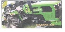 INDO FARM Tractor - JH11W2745