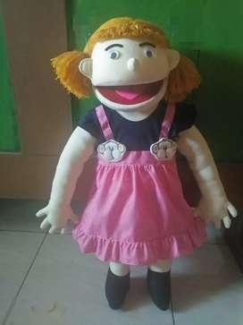 Boneka Tangan Muppet