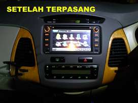OEM TOYOTA INNOVA  Built in GPS  High Quality