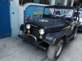 American Jeep, CJ7, 1982 Model, Army Auctioned in 2004