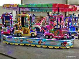 RST odong odong truk mainan kuda genjot kereta wisata IIW