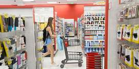 Job required in stores sales/cashiers 18/32 age