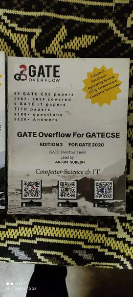 Gate Cse books