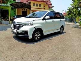 Daihatsu Xenia R Sporty Manual 2016 Putih MT ,Siap pakai Dp 30jt