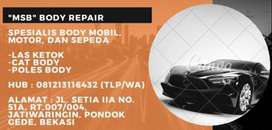 """""""MSB"""" Body Repair"""