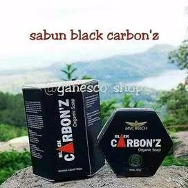 Sabun black carbonz