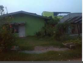 Rumah Murah  dan tanah di Jl Kemiri Medan