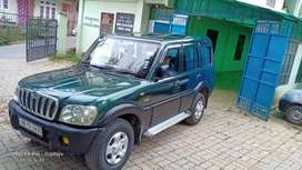 Mahindra Scorpio 2003 Diesel 135000 Km Driven