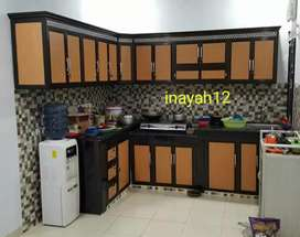 Kitchen Set Almunium