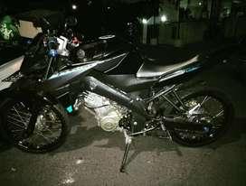Yamaha vixion new jarang dipakai