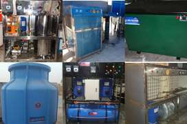 All Types of Chillers / Coolers