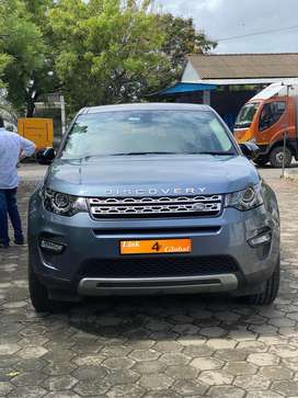 Land Rover Discovery Sport TD4 HSE, 2018, Diesel