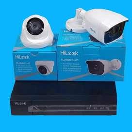 PUSAT KAMERA CCTV HILOOK PEMASANGAN