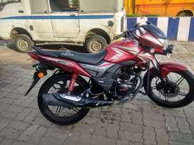 NEW HONDA SHINE SP TOP MODEL WITH 5 YEAR INSURANCE
