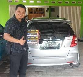 "Karet Bantalan Per ""BALANCE""Bantu Kurangi Mobil GASRUK Krn Full Muatan"