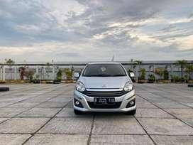 Daihatsu ayla 2019 X manual low km bisa tt altis,crv,brv,yaris,innova