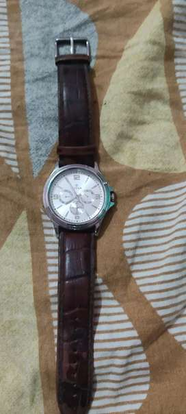 Titan watch...