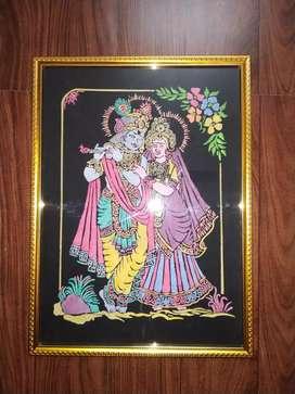 Radha Krishna Penting