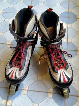 sepatu roda point break ukuran 36-39