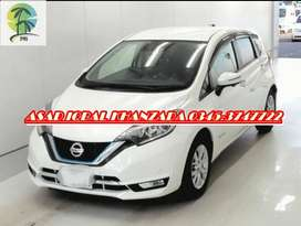 Nissan Note 2017 on installment