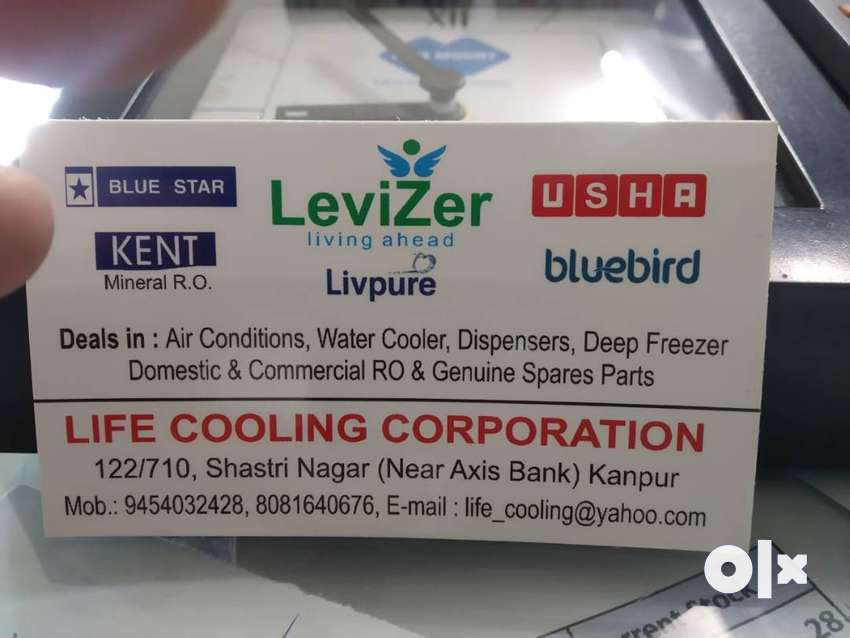 All Electronics brands, AC, voltage stablisers, water dispensers
