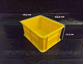 Keranjang Plastik Serbaguna Untuk Spare Part/Baut Etc