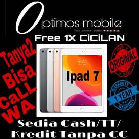 iPad 2019/7 Apple [32GB/Wifi/10inch] ORIGINAL TerBukti Cash\TT\Kredit