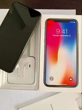 Refurbished iPhone X available