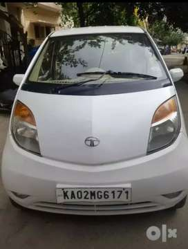 Tata Nano lx in best amazing condition, serviced just buy and drive