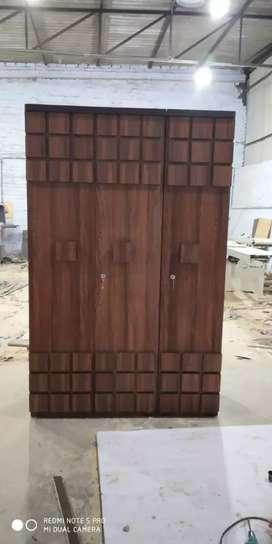 Brand New 2+1 Door Wardrobe