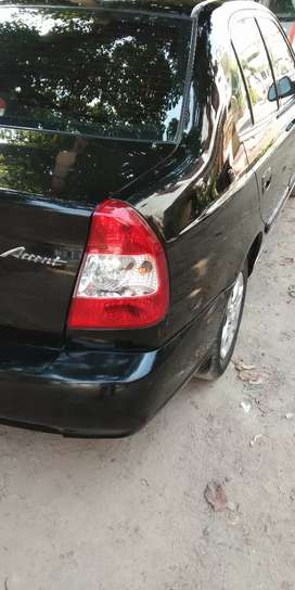 accent new condition rocket pick up neet and clean chilld ac 2nd owner