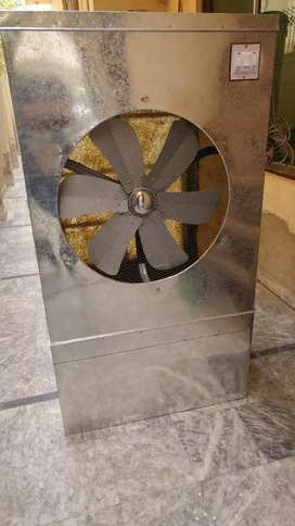 Cooler VIP Special.For more cold Air. Brand new,GFC 100%  copper fan.