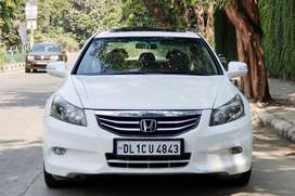 Honda Accord 2.4 Elegance Manual, 2012, Petrol