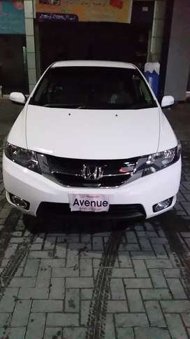 Honda City 1.5 Automatic available on Monthly basis