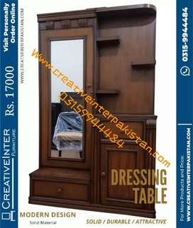 Dressing table incredible Sofa cum bed cupboard center dinning chair