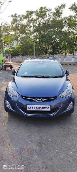 Hyundai Elantra 2.0 S, 2012, Diesel
